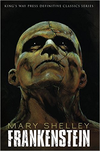 Frankenstein by Mary Shelley Signed Marquis Trade Paperback Edition