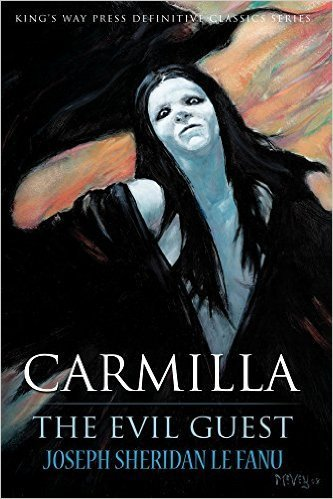 Carmilla / The Evil Guest (two novels) by J. Sheridan Le Fanu Signed Marquis Trade Paperback Edition