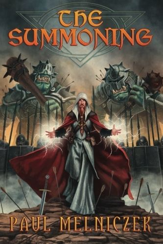 The Summoning by Paul Melniczek Signed Marquis Trade Paperback Edition